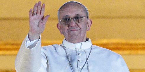Que significa soñar con el Papa