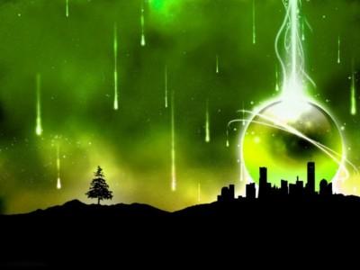 Que significa soñar en verde