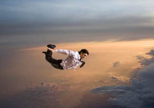 Que significa soñar que voy a caer