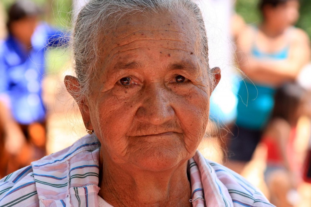 soñar con anciana